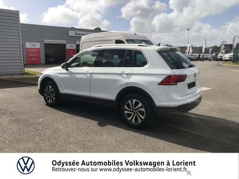 Photo 3 de l'offre de VOLKSWAGEN Tiguan 2.0 TDI 150ch Active à 35990€ chez Odyssée Automobiles - Volkswagen Lorient