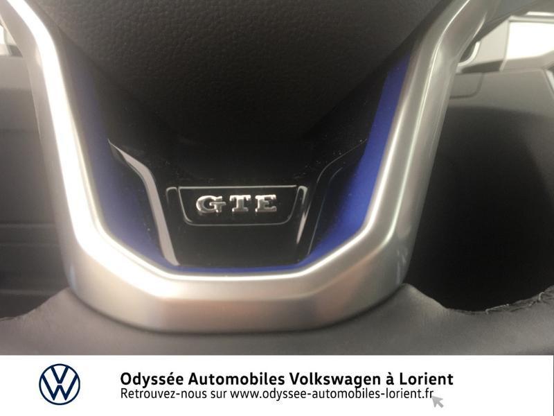 Photo 18 de l'offre de VOLKSWAGEN Passat SW 1.4 TSI 218ch Hybride Rechargeable GTE Business DSG6 à 37990€ chez Odyssée Automobiles - Volkswagen Lorient