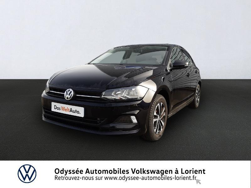 Photo 1 de l'offre de VOLKSWAGEN Polo 1.0 TSI 95ch IQ.Drive Euro6d-T à 16860€ chez Odyssée Automobiles - Volkswagen Lorient