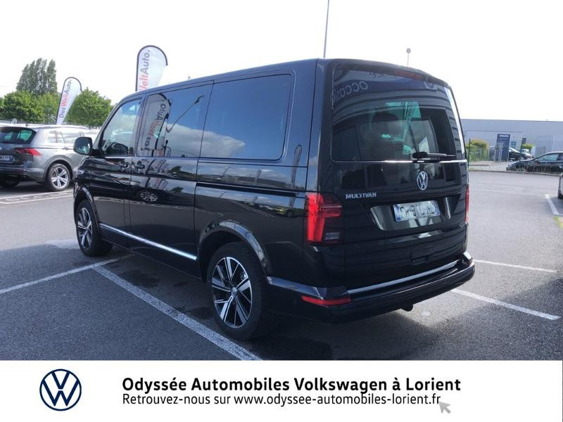Photo 3 de l'offre de VOLKSWAGEN Multivan 2.0 TDI 150ch BlueMotion Technology Carat Edition Euro6d-T à 59960€ chez Odyssée Automobiles - Volkswagen Lorient