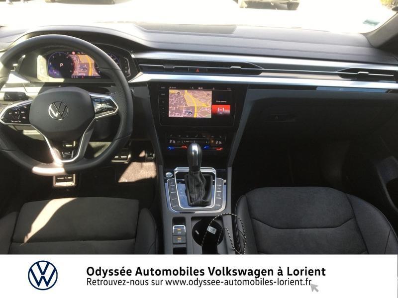 Photo 6 de l'offre de VOLKSWAGEN Arteon ShootingBrake 2.0 TDI EVO 150ch R-Line DSG7 à 46990€ chez Odyssée Automobiles - Volkswagen Lorient