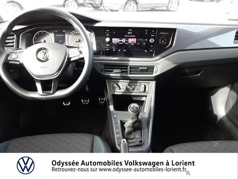 Photo 6 de l'offre de VOLKSWAGEN Polo 1.0 TSI 95ch IQ.Drive Euro6d-T à 16860€ chez Odyssée Automobiles - Volkswagen Lorient