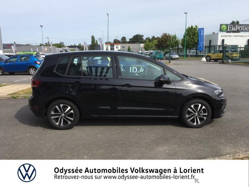 Photo 4 de l'offre de VOLKSWAGEN Golf Sportsvan 1.6 TDI 115ch BlueMotion Technology FAP United Euro6d-T à 24990€ chez Odyssée Automobiles - Volkswagen Lorient