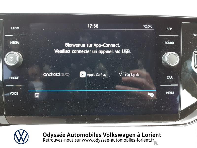 Photo 8 de l'offre de VOLKSWAGEN Polo 1.0 TSI 95ch IQ.Drive Euro6d-T à 16860€ chez Odyssée Automobiles - Volkswagen Lorient