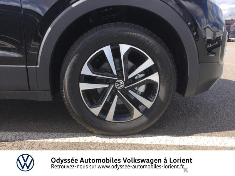 Photo 15 de l'offre de VOLKSWAGEN T-Cross 1.0 TSI 115ch United DSG7 à 24990€ chez Odyssée Automobiles - Volkswagen Lorient