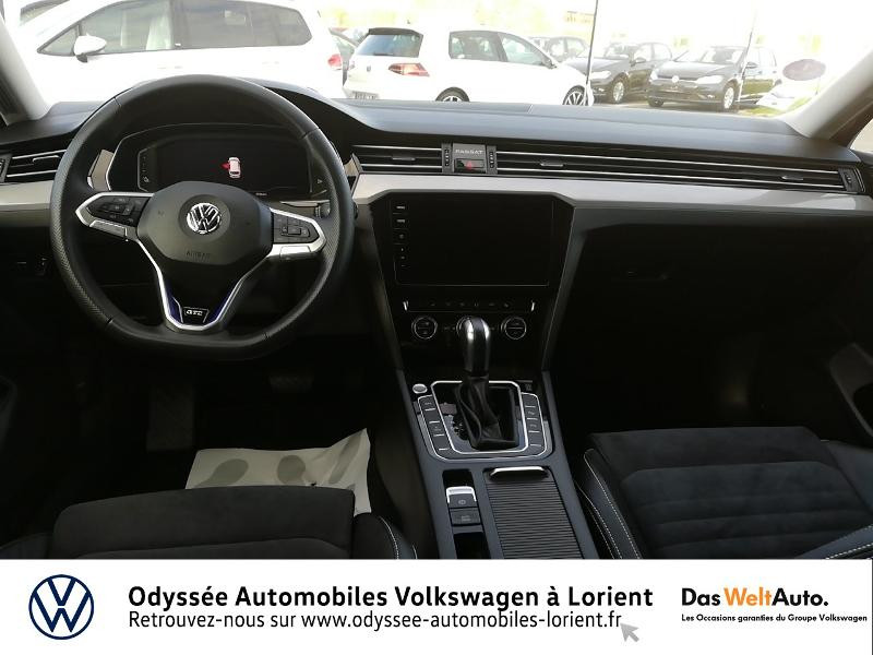 Photo 6 de l'offre de VOLKSWAGEN Passat SW 1.4 TSI 218ch Hybride Rechargeable GTE DSG6 à 33980€ chez Odyssée Automobiles - Volkswagen Lorient