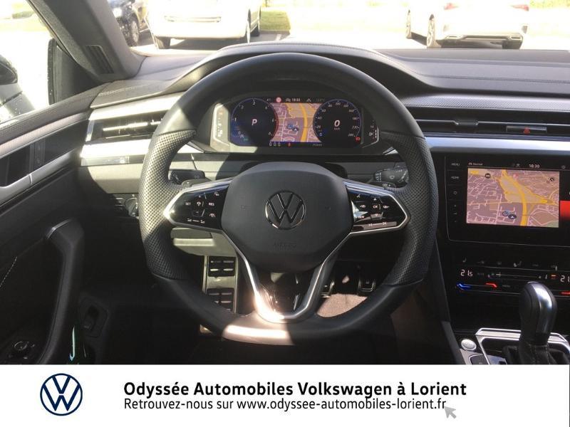 Photo 7 de l'offre de VOLKSWAGEN Arteon ShootingBrake 2.0 TDI EVO 150ch R-Line DSG7 à 46990€ chez Odyssée Automobiles - Volkswagen Lorient