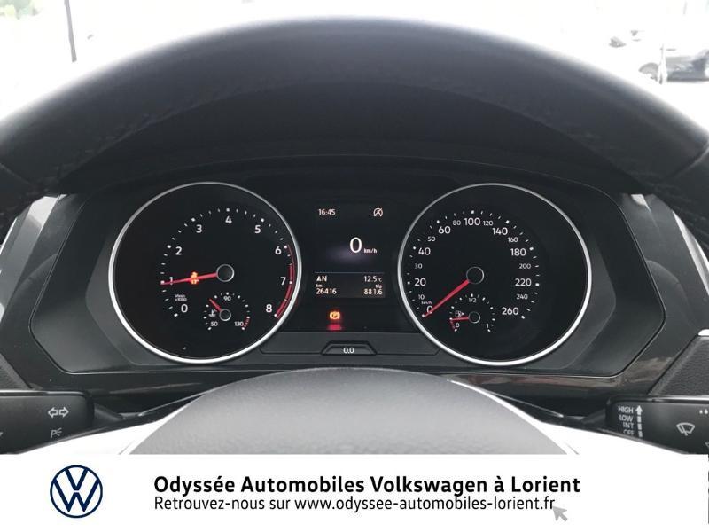 Photo 10 de l'offre de VOLKSWAGEN Tiguan 1.5 TSI EVO 150ch Connect Euro6d-T à 24980€ chez Odyssée Automobiles - Volkswagen Lorient