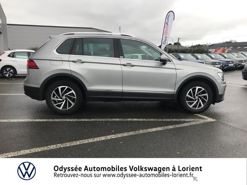 Photo 4 de l'offre de VOLKSWAGEN Tiguan 1.5 TSI EVO 150ch Connect Euro6d-T à 24980€ chez Odyssée Automobiles - Volkswagen Lorient