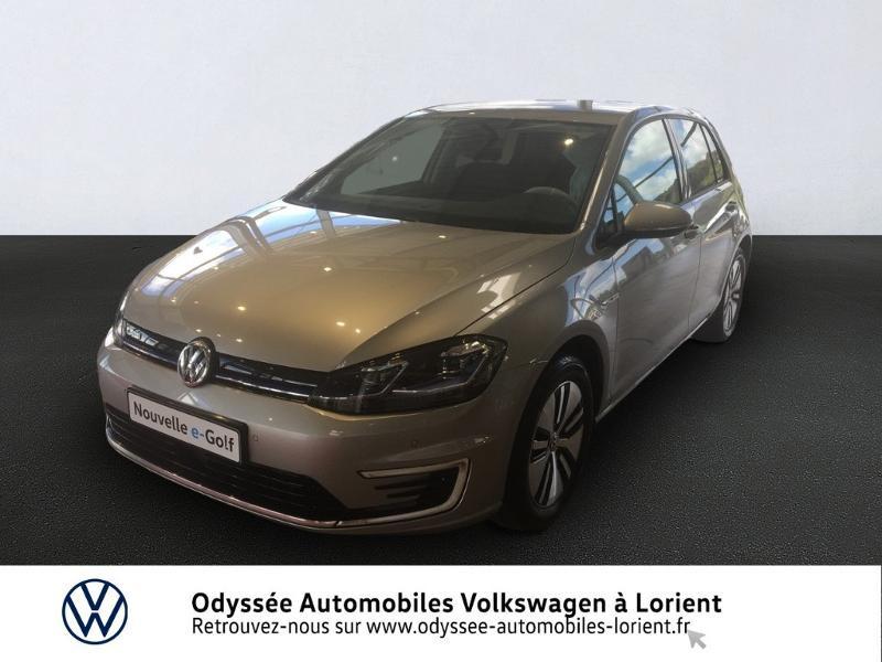 Volkswagen e-Golf 136ch Electrique GRIS TUNGSTENE METAL Occasion à vendre