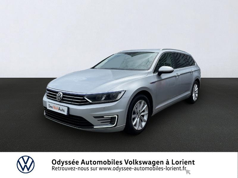 Volkswagen Passat SW 1.4 TSI 218ch GTE DSG6 Hybride REFLET D'ARGENT METALLISE Occasion à vendre