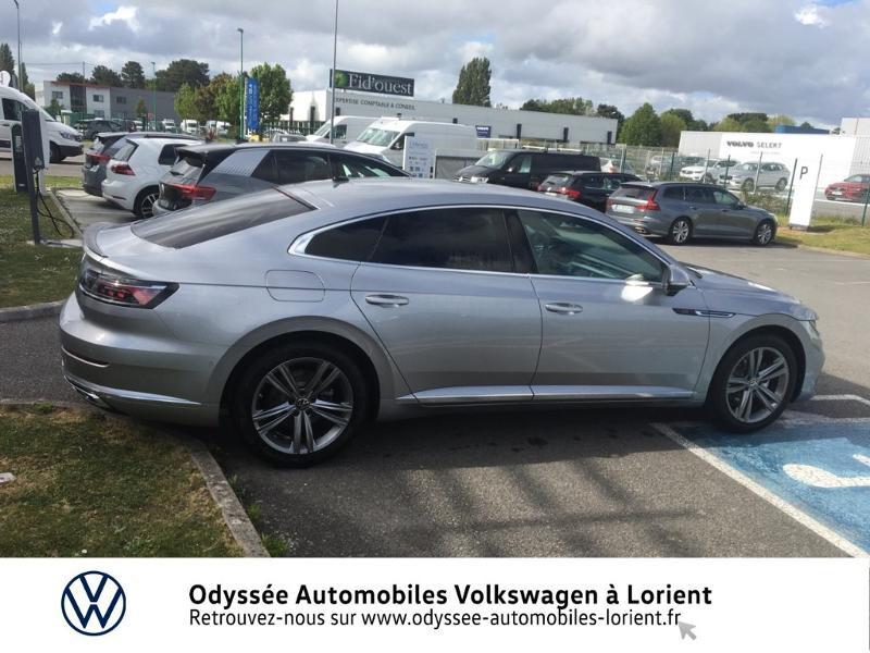 Photo 4 de l'offre de VOLKSWAGEN Arteon 2.0 TDI 150ch BlueMotion Technology R-line DSG7 à 39999€ chez Odyssée Automobiles - Volkswagen Lorient