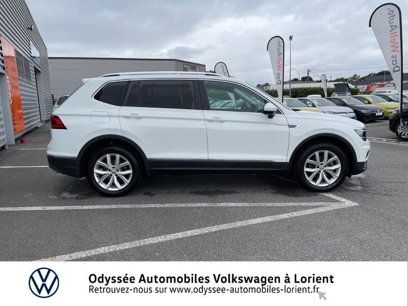 Photo 4 de l'offre de VOLKSWAGEN Tiguan Allspace 2.0 TDI 150ch Carat DSG7 Euro6d-T à 34890€ chez Odyssée Automobiles - Volkswagen Lorient