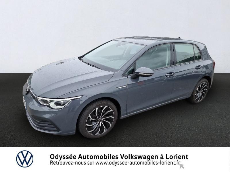 Photo 1 de l'offre de VOLKSWAGEN Golf 1.4 eHybrid OPF 204ch Style 1st DSG6 à 38990€ chez Odyssée Automobiles - Volkswagen Lorient