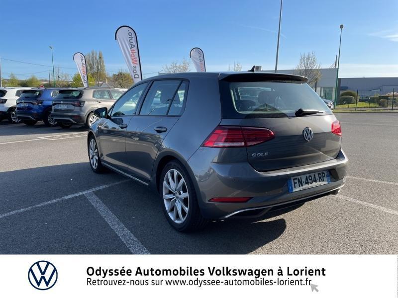 Photo 3 de l'offre de VOLKSWAGEN Golf 1.5 TSI EVO 150ch Match DSG7 Euro6d-T 5p à 22830€ chez Odyssée Automobiles - Volkswagen Lorient