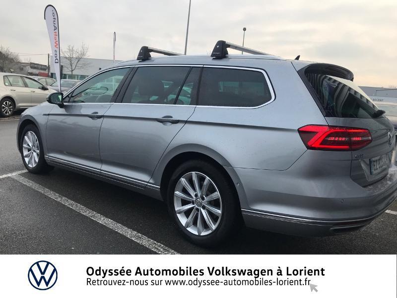 Photo 3 de l'offre de VOLKSWAGEN Passat SW 1.4 TSI 218ch GTE DSG6 à 29860€ chez Odyssée Automobiles - Volkswagen Lorient