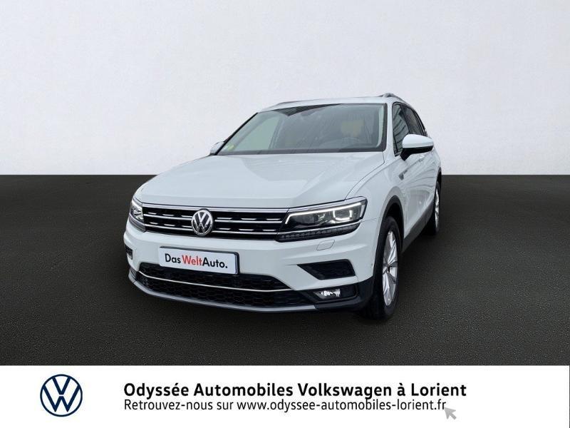 Photo 1 de l'offre de VOLKSWAGEN Tiguan Allspace 2.0 TDI 150ch Carat DSG7 Euro6d-T à 34890€ chez Odyssée Automobiles - Volkswagen Lorient