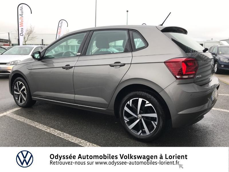 Photo 3 de l'offre de VOLKSWAGEN Polo 1.6 TDI 95ch Connect DSG7 Euro6d-T à 17420€ chez Odyssée Automobiles - Volkswagen Lorient