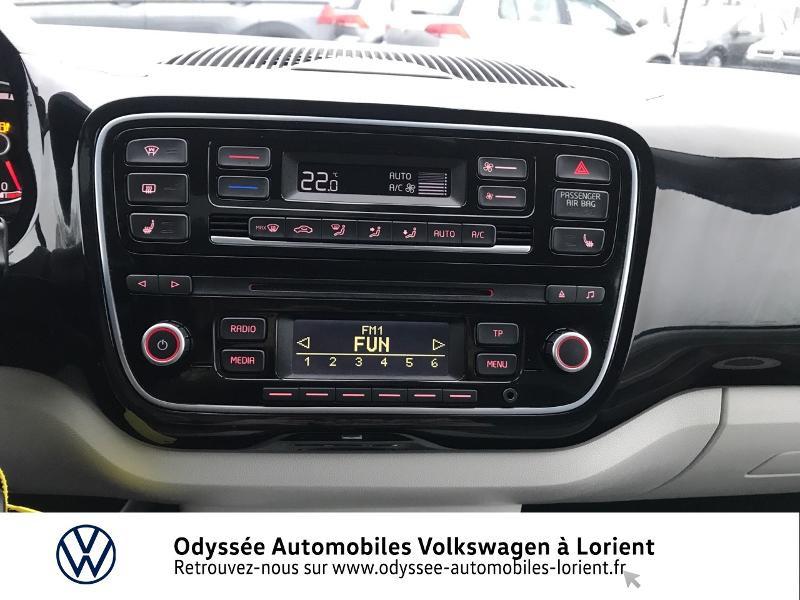 Photo 8 de l'offre de VOLKSWAGEN e-up! 82ch 5p à 9930€ chez Odyssée Automobiles - Volkswagen Lorient