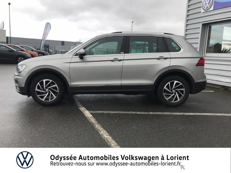 Photo 2 de l'offre de VOLKSWAGEN Tiguan 1.5 TSI EVO 150ch Connect Euro6d-T à 24980€ chez Odyssée Automobiles - Volkswagen Lorient