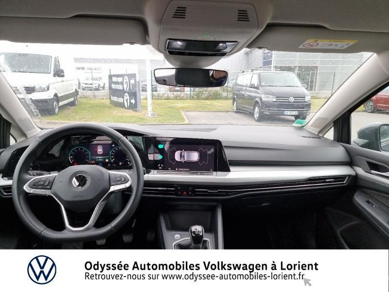 Photo 6 de l'offre de VOLKSWAGEN Golf 1.4 eHybrid OPF 204ch Style 1st DSG6 à 38990€ chez Odyssée Automobiles - Volkswagen Lorient