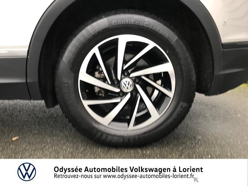 Photo 16 de l'offre de VOLKSWAGEN Tiguan 2.0 TDI 150ch Connect DSG7 Euro6d-T à 28930€ chez Odyssée Automobiles - Volkswagen Lorient
