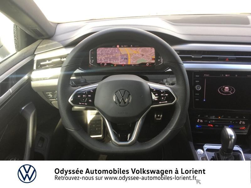 Photo 7 de l'offre de VOLKSWAGEN Arteon 2.0 TDI 150ch BlueMotion Technology R-line DSG7 à 39999€ chez Odyssée Automobiles - Volkswagen Lorient