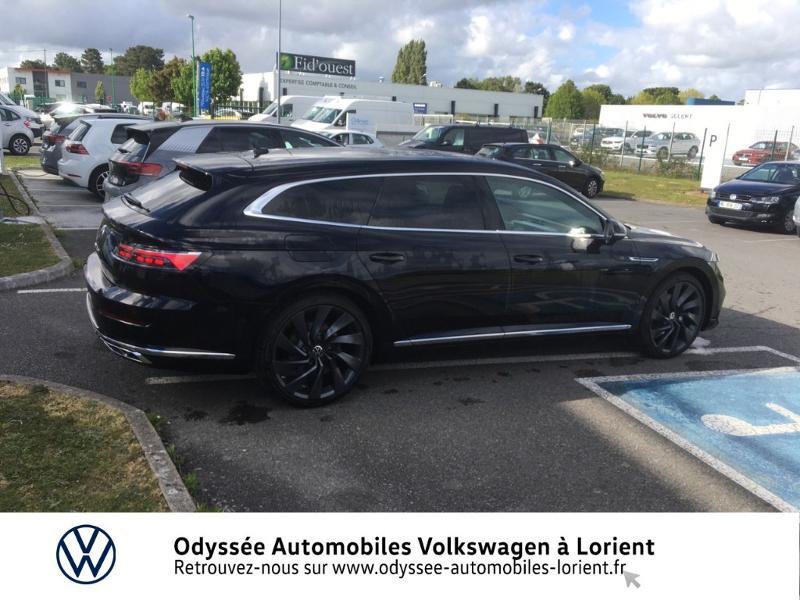 Photo 4 de l'offre de VOLKSWAGEN Arteon ShootingBrake 2.0 TDI EVO 150ch R-Line DSG7 à 46990€ chez Odyssée Automobiles - Volkswagen Lorient