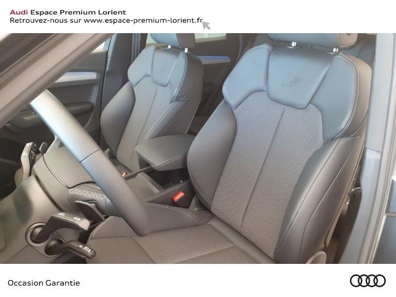 Photo 7 de l'offre de AUDI Q5 35 TDI 163ch S line S tronic 7 à 59990€ chez Odyssée Automobiles - Volkswagen Lorient