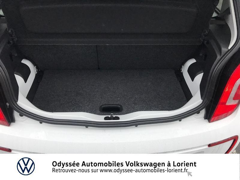 Photo 12 de l'offre de VOLKSWAGEN e-up! 82ch 5p à 9930€ chez Odyssée Automobiles - Volkswagen Lorient