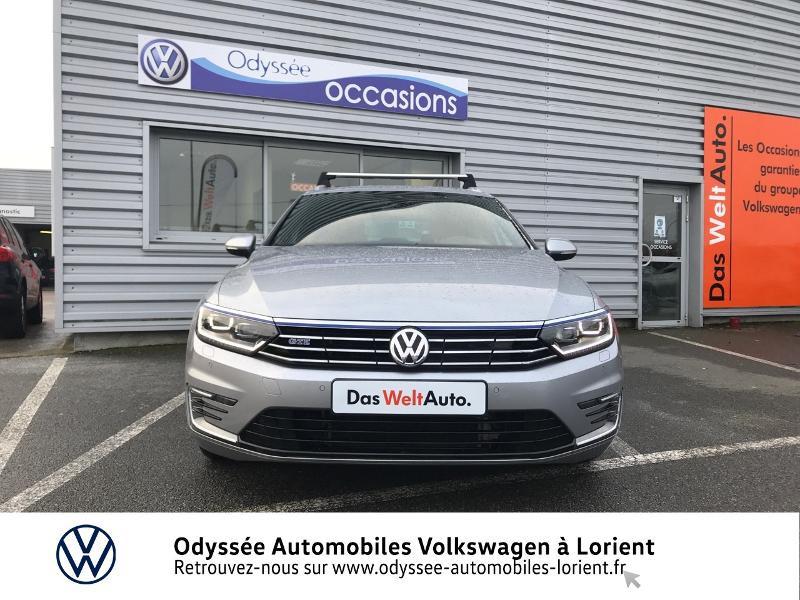 Photo 5 de l'offre de VOLKSWAGEN Passat SW 1.4 TSI 218ch GTE DSG6 à 29860€ chez Odyssée Automobiles - Volkswagen Lorient