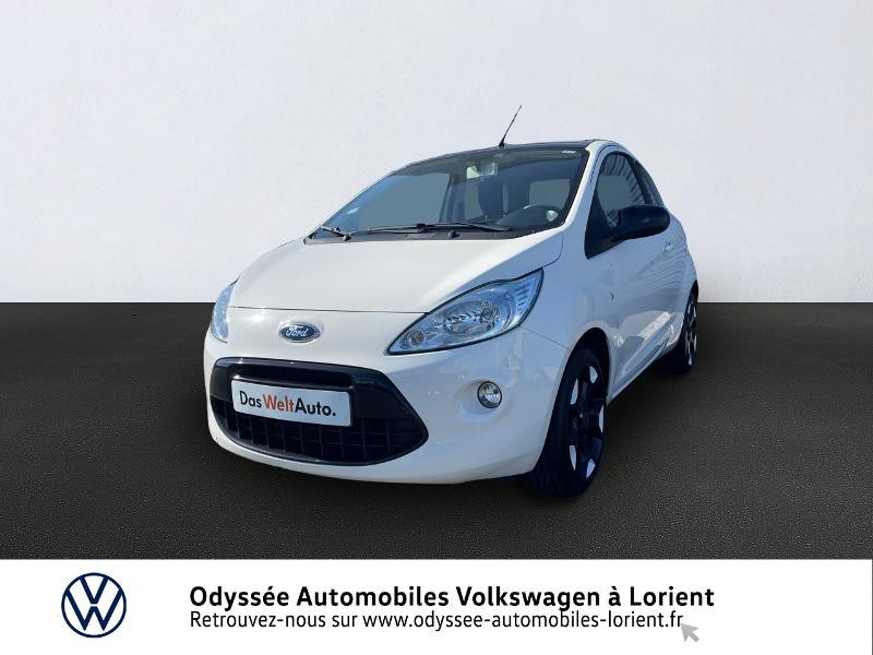 Ford Ka 1.2 69ch Stop&Start White Edition Essence BLANCHE Occasion à vendre
