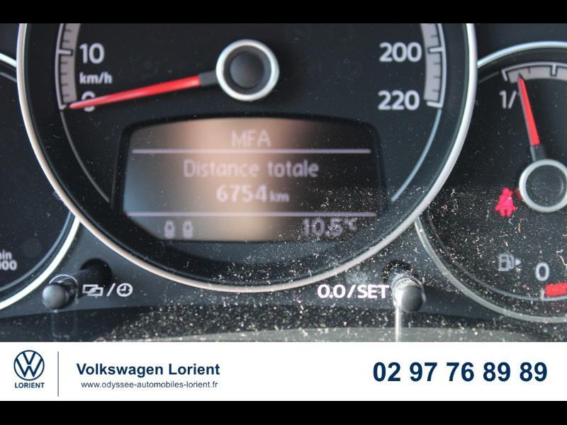 Photo 6 de l'offre de VOLKSWAGEN up! 1.0 60ch BlueMotion Technology IQ.Drive 5p Euro6d-T à 10990€ chez Odyssée Automobiles - Volkswagen Lorient