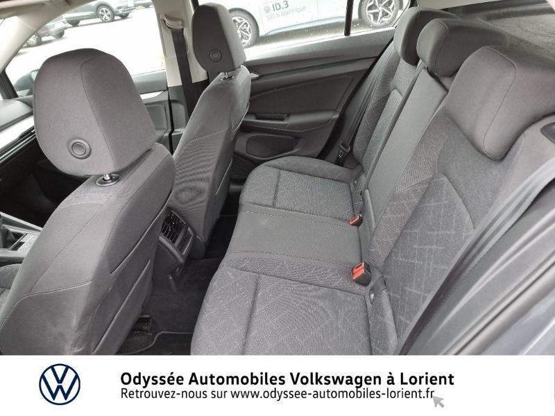Photo 11 de l'offre de VOLKSWAGEN Golf 1.4 eHybrid OPF 204ch Style 1st DSG6 à 38990€ chez Odyssée Automobiles - Volkswagen Lorient