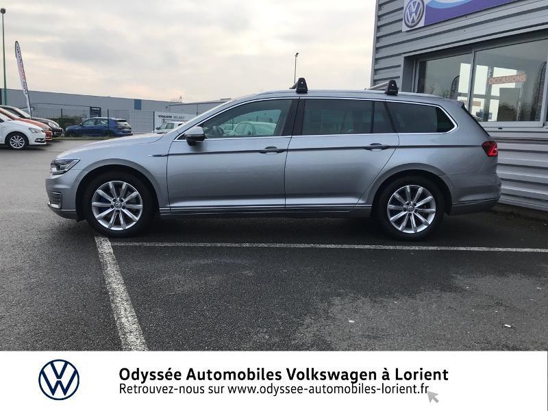 Photo 2 de l'offre de VOLKSWAGEN Passat SW 1.4 TSI 218ch GTE DSG6 à 29860€ chez Odyssée Automobiles - Volkswagen Lorient