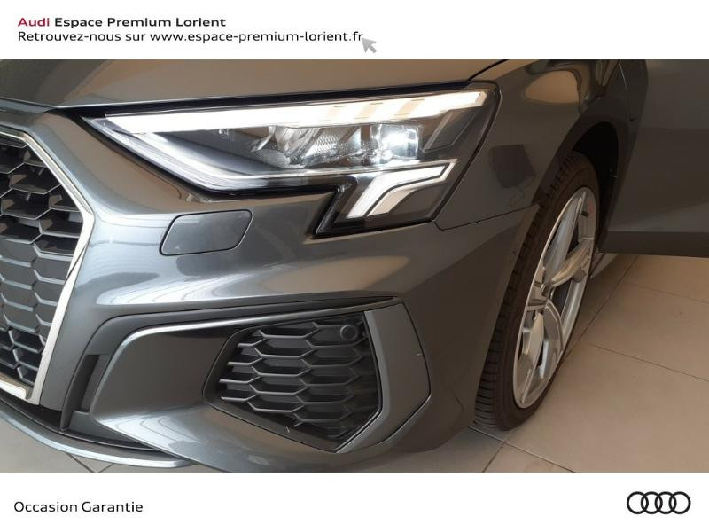 Photo 18 de l'offre de AUDI A3 Sportback 40 TFSI e 204ch S line S tronic 6 à 45490€ chez Odyssée Automobiles - Volkswagen Lorient