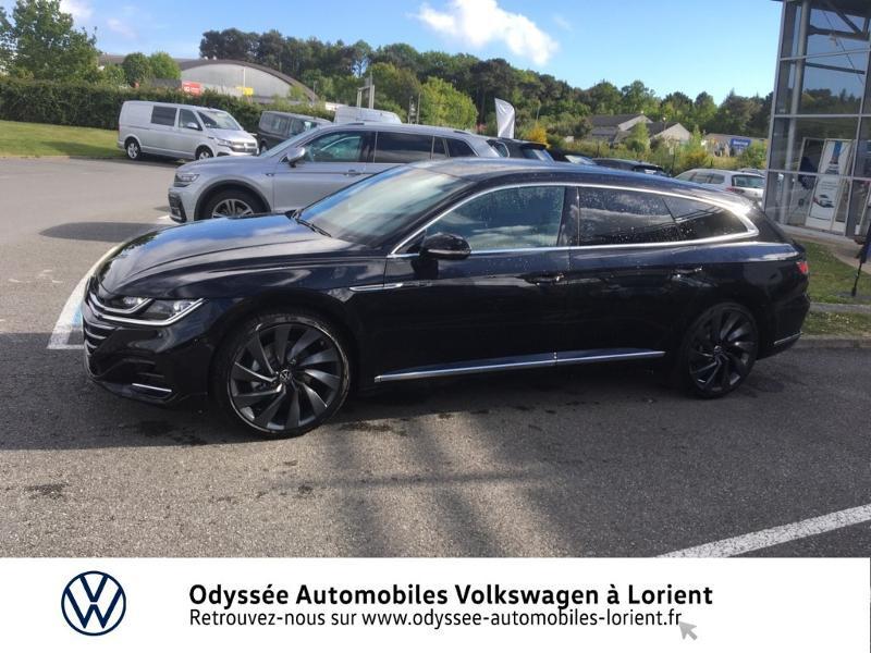 Photo 2 de l'offre de VOLKSWAGEN Arteon ShootingBrake 2.0 TDI EVO 150ch R-Line DSG7 à 46990€ chez Odyssée Automobiles - Volkswagen Lorient