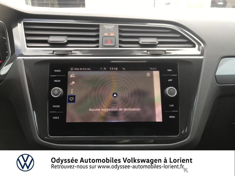 Photo 8 de l'offre de VOLKSWAGEN Tiguan 2.0 TDI 150ch Active à 35990€ chez Odyssée Automobiles - Volkswagen Lorient