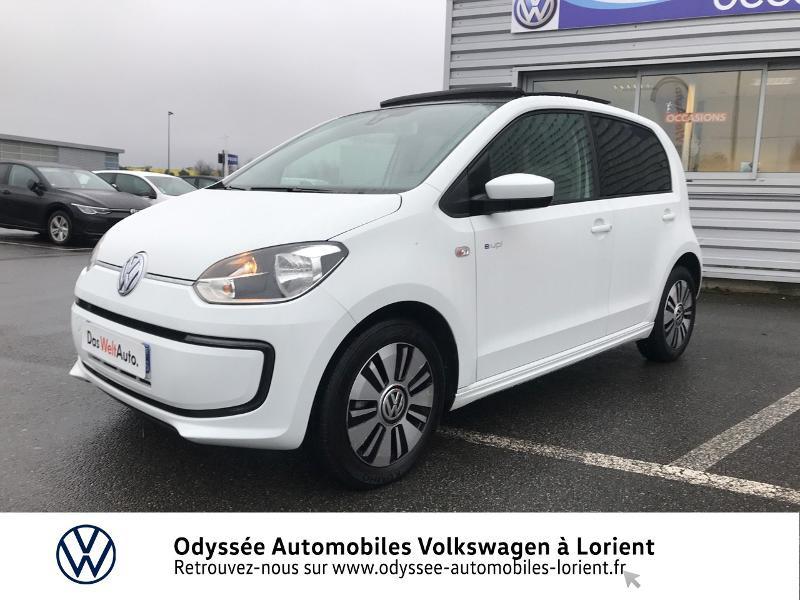 Photo 17 de l'offre de VOLKSWAGEN e-up! 82ch 5p à 9930€ chez Odyssée Automobiles - Volkswagen Lorient