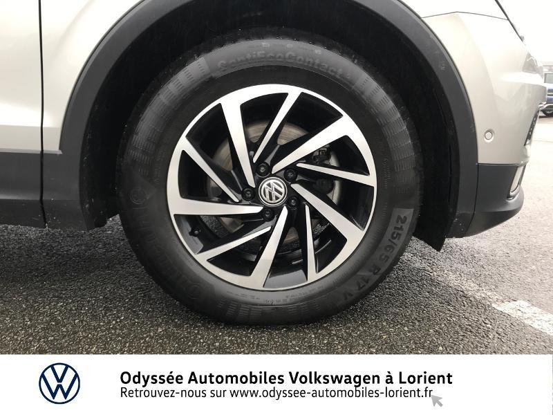 Photo 14 de l'offre de VOLKSWAGEN Tiguan 2.0 TDI 150ch Connect DSG7 Euro6d-T à 28930€ chez Odyssée Automobiles - Volkswagen Lorient