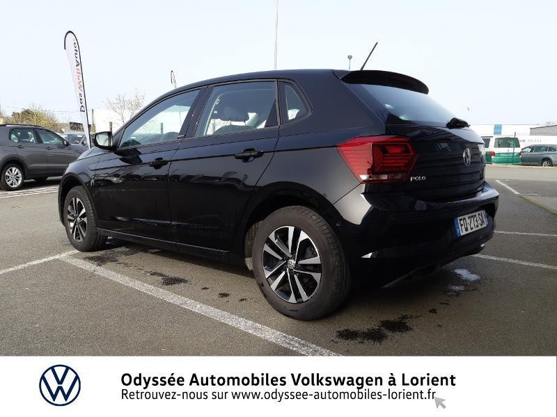Photo 3 de l'offre de VOLKSWAGEN Polo 1.0 TSI 95ch IQ.Drive Euro6d-T à 16860€ chez Odyssée Automobiles - Volkswagen Lorient