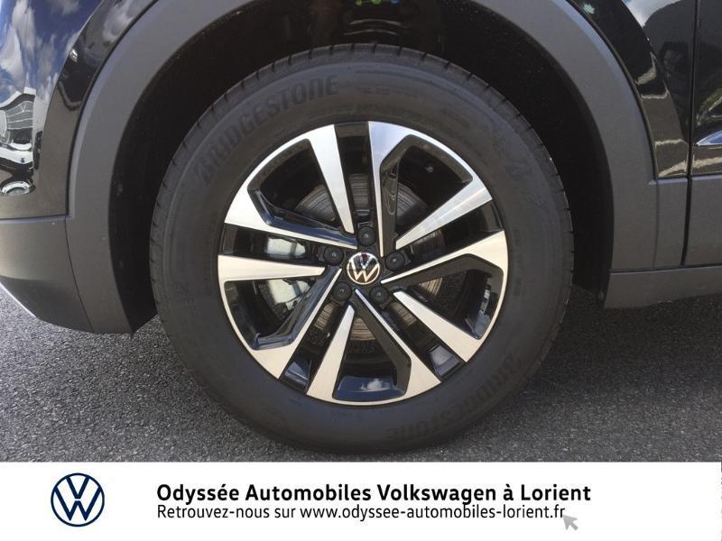 Photo 14 de l'offre de VOLKSWAGEN T-Cross 1.0 TSI 115ch United DSG7 à 24990€ chez Odyssée Automobiles - Volkswagen Lorient