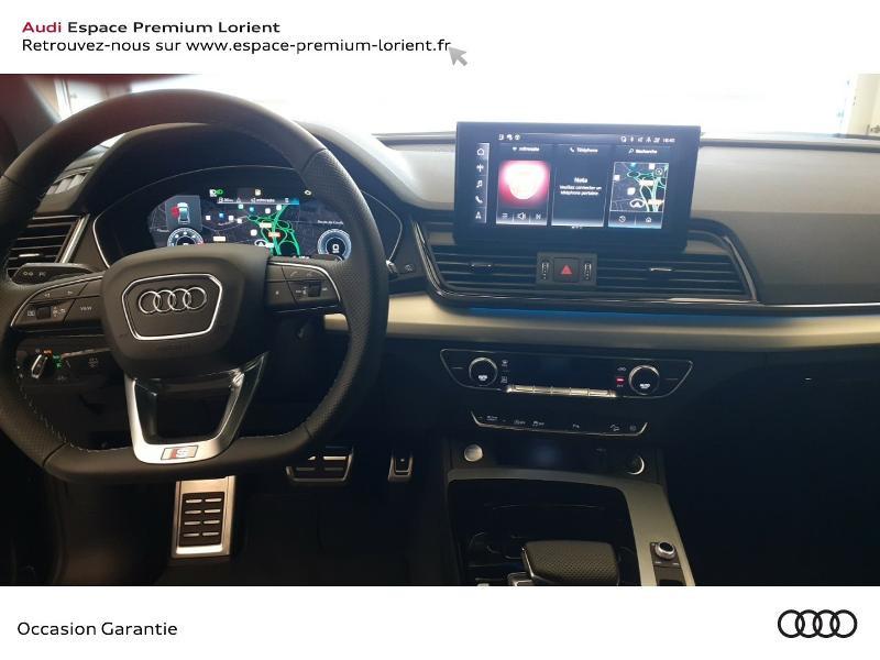 Photo 6 de l'offre de AUDI Q5 35 TDI 163ch S line S tronic 7 à 59990€ chez Odyssée Automobiles - Volkswagen Lorient