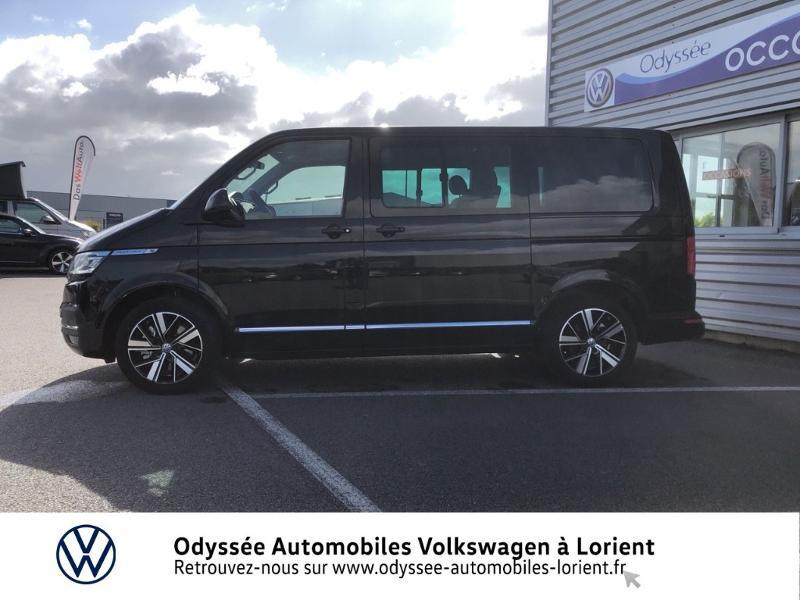 Photo 2 de l'offre de VOLKSWAGEN Multivan 2.0 TDI 150ch BlueMotion Technology Carat Edition Euro6d-T à 59960€ chez Odyssée Automobiles - Volkswagen Lorient