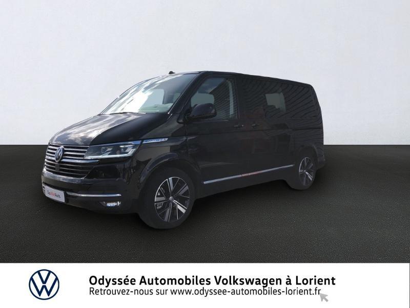 Volkswagen Multivan 2.0 TDI 150ch BlueMotion Technology Carat Edition Euro6d-T Diesel DEEP BLACK NACRE Occasion à vendre