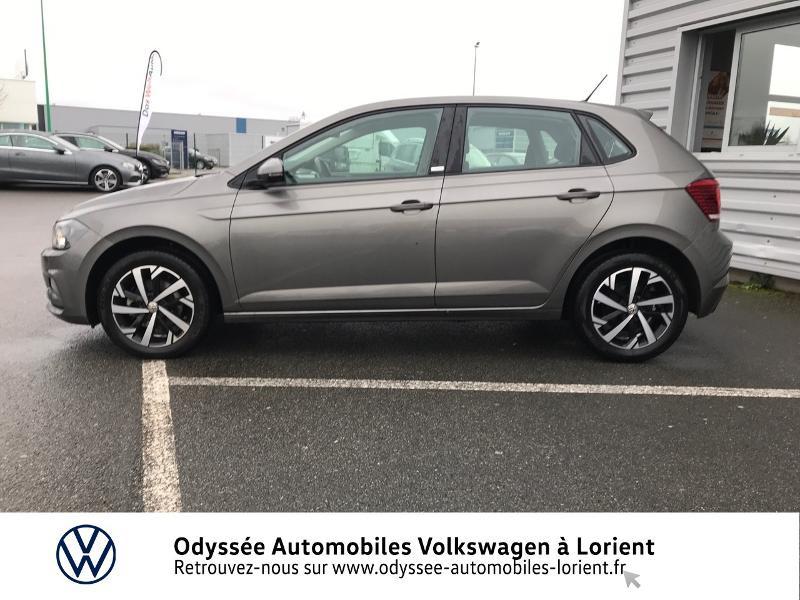 Photo 2 de l'offre de VOLKSWAGEN Polo 1.6 TDI 95ch Connect DSG7 Euro6d-T à 17420€ chez Odyssée Automobiles - Volkswagen Lorient
