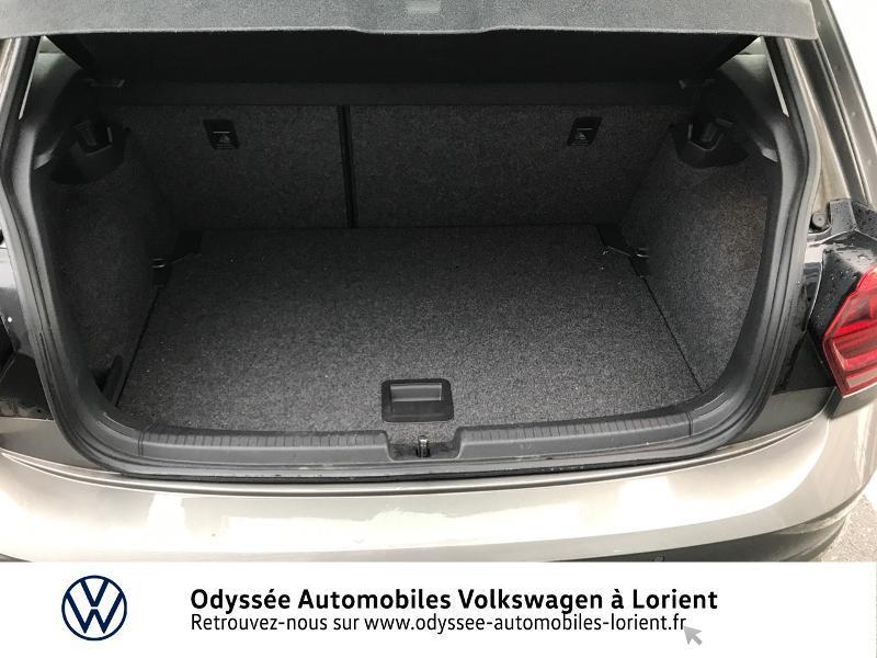 Photo 12 de l'offre de VOLKSWAGEN Polo 1.6 TDI 95ch Connect DSG7 Euro6d-T à 17420€ chez Odyssée Automobiles - Volkswagen Lorient