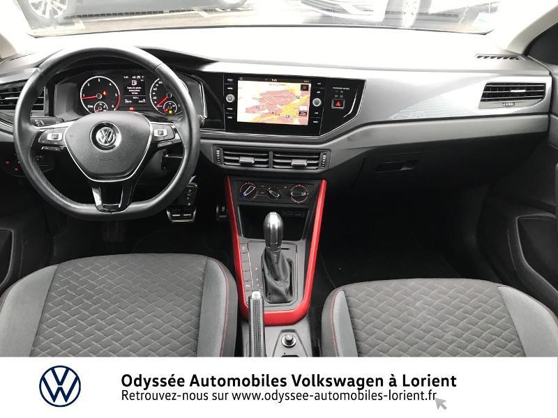 Photo 6 de l'offre de VOLKSWAGEN Polo 1.6 TDI 95ch Connect DSG7 Euro6d-T à 17420€ chez Odyssée Automobiles - Volkswagen Lorient