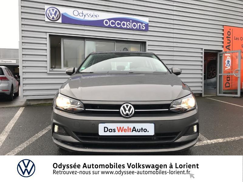 Photo 5 de l'offre de VOLKSWAGEN Polo 1.6 TDI 95ch Connect DSG7 Euro6d-T à 17420€ chez Odyssée Automobiles - Volkswagen Lorient