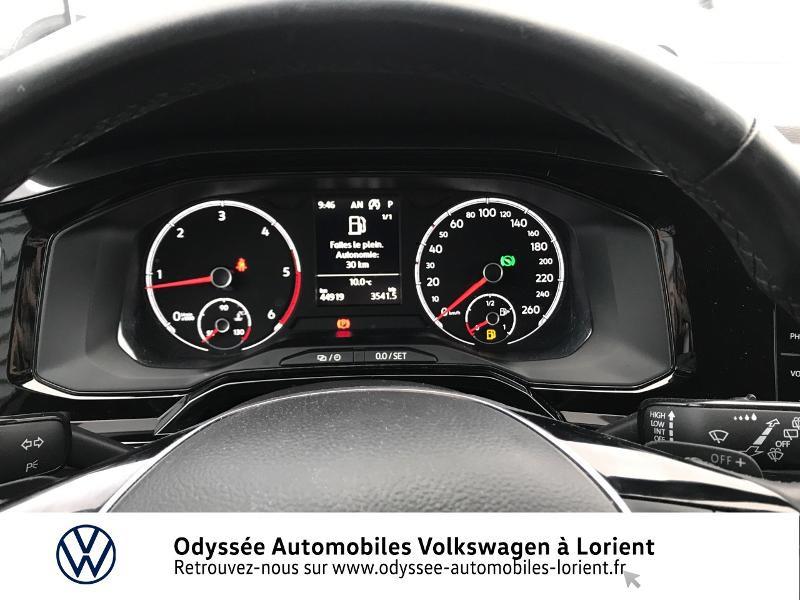 Photo 9 de l'offre de VOLKSWAGEN Polo 1.6 TDI 95ch Connect DSG7 Euro6d-T à 17420€ chez Odyssée Automobiles - Volkswagen Lorient
